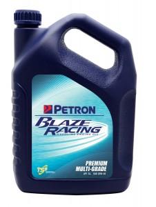 BLAZE-pmg-20W-50 [4L Bottle - BLUE]