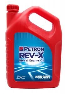 REV-X-mg-15W-40 [4L Bottle - RED]